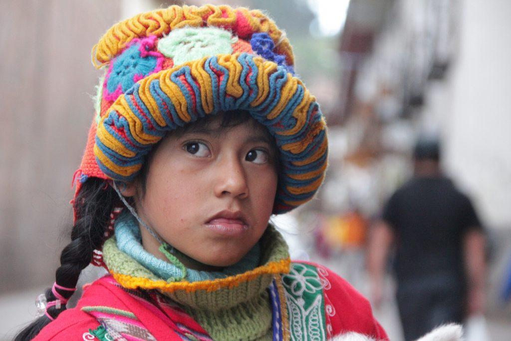 Момиче от Перу