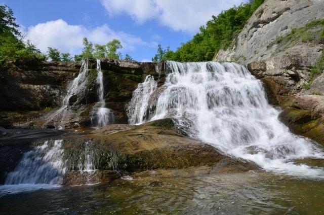 Христовки водопад