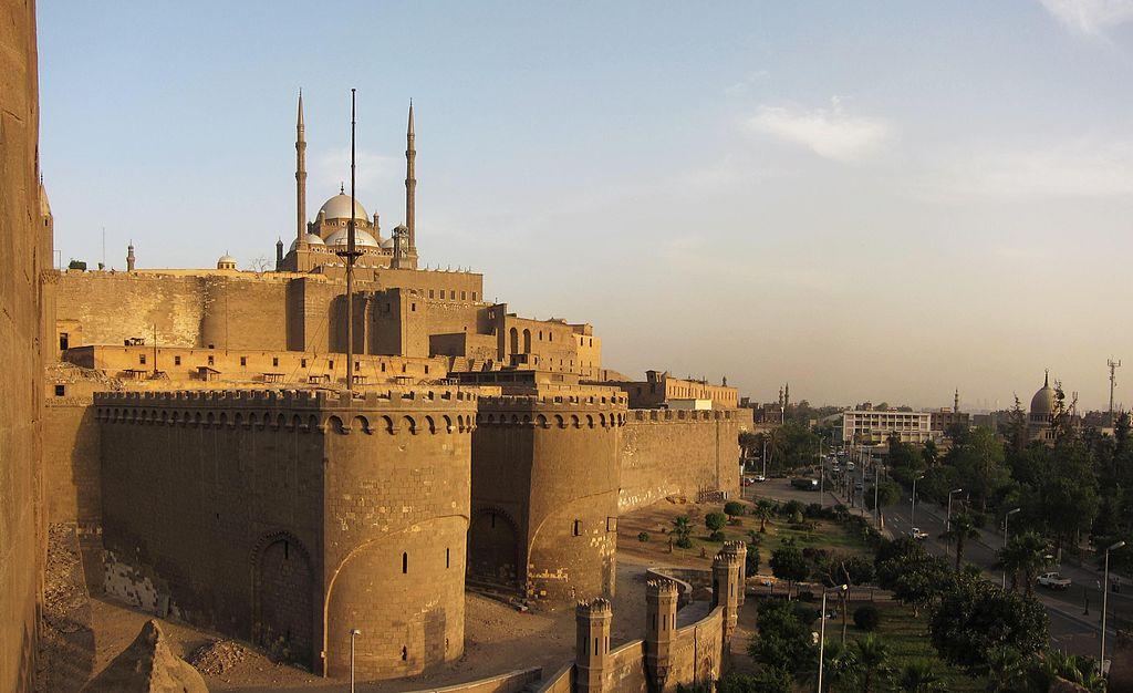 Цитаделата на Саладин в Кайро
