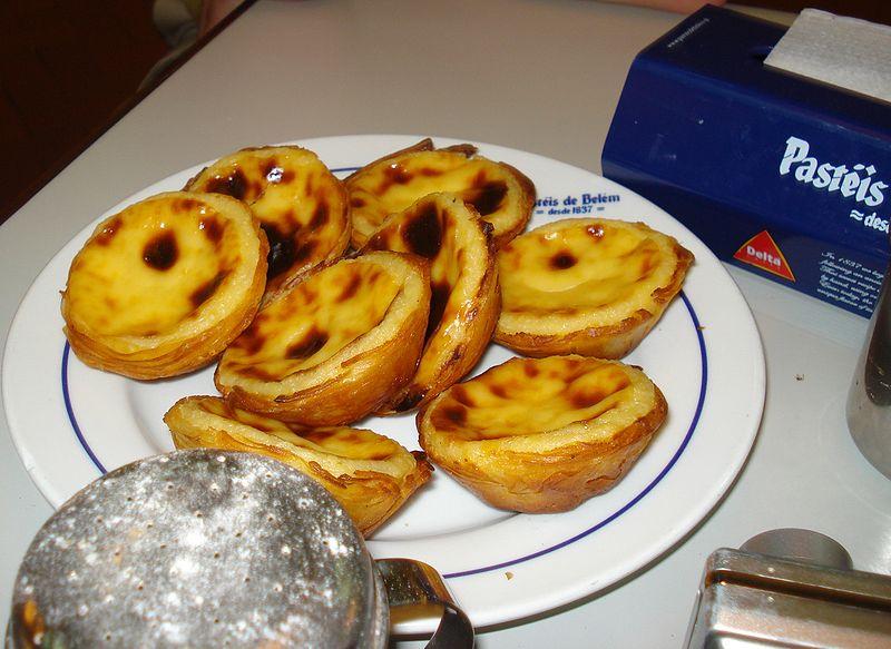 Пащел де Белем са сред най-известните и туристически десерти в Португалия, но не можем да отречем, че има причини това да е така
