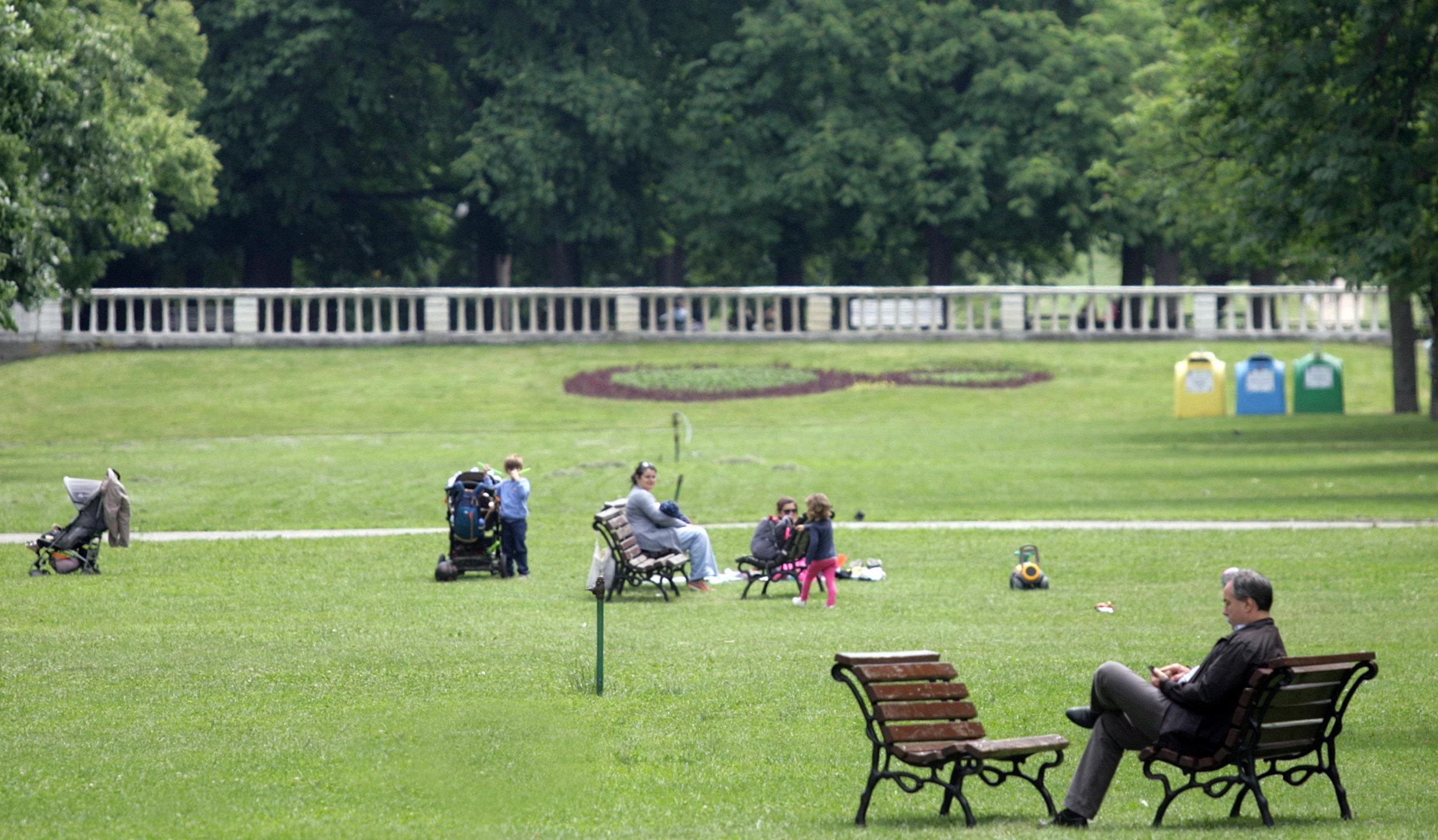 Борисовата градина е сред най-предпочитаните места за почивка и среща с приятели след работа, както за софиянци, така и за гостите на града.