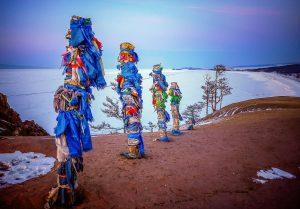Митове и легенди за Байкал. Шаманство