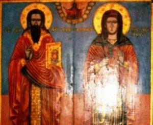"""В """"Света Петка Стара"""" живеят трима светци 3"""
