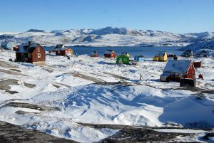 Екскурзия до норвежките руини