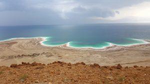 Всички тези животворни свойства на Мъртво море,