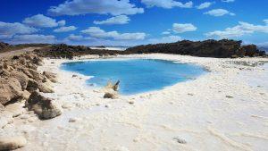 Мъртво море е най-ниската точка на повърхността на Земята.