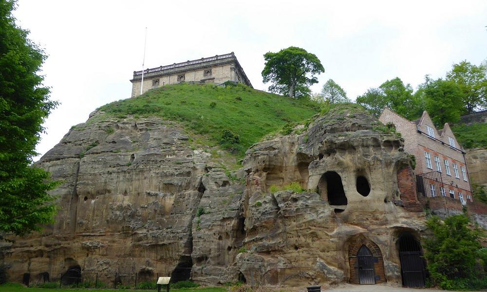 замъка Нотингам