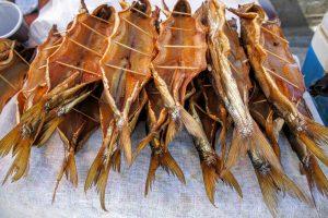 С какво разполагат на Фарьорските острови за своите традиционни ястия