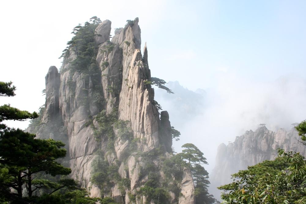 планината Тианмен