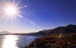 Езерото Севан е на по-малко от час разстояние от Ереван