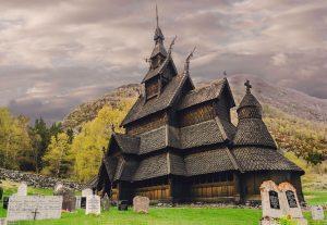 Стилът на този тип църкви се развива най-бурно