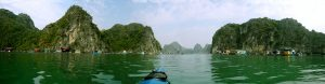 Халонг наистина е рай за туристите