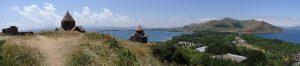 Природата около езерото Севан е богата
