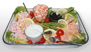 Ястия от риба и морски дарове