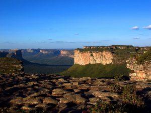 Къде се намира Национален парк Шапада Диамантина