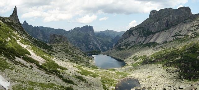 Национален парк Ергаки