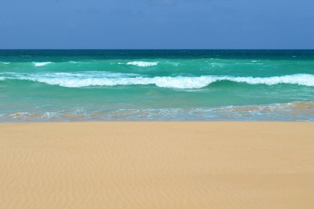На остров Боа Вища пък има още прекрасни плажове