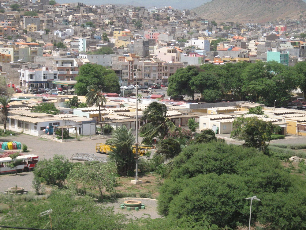 Столицата на Кабо Верде - Прая