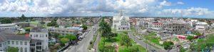 Разходка до Джорджтаун – столицата на Гвиана