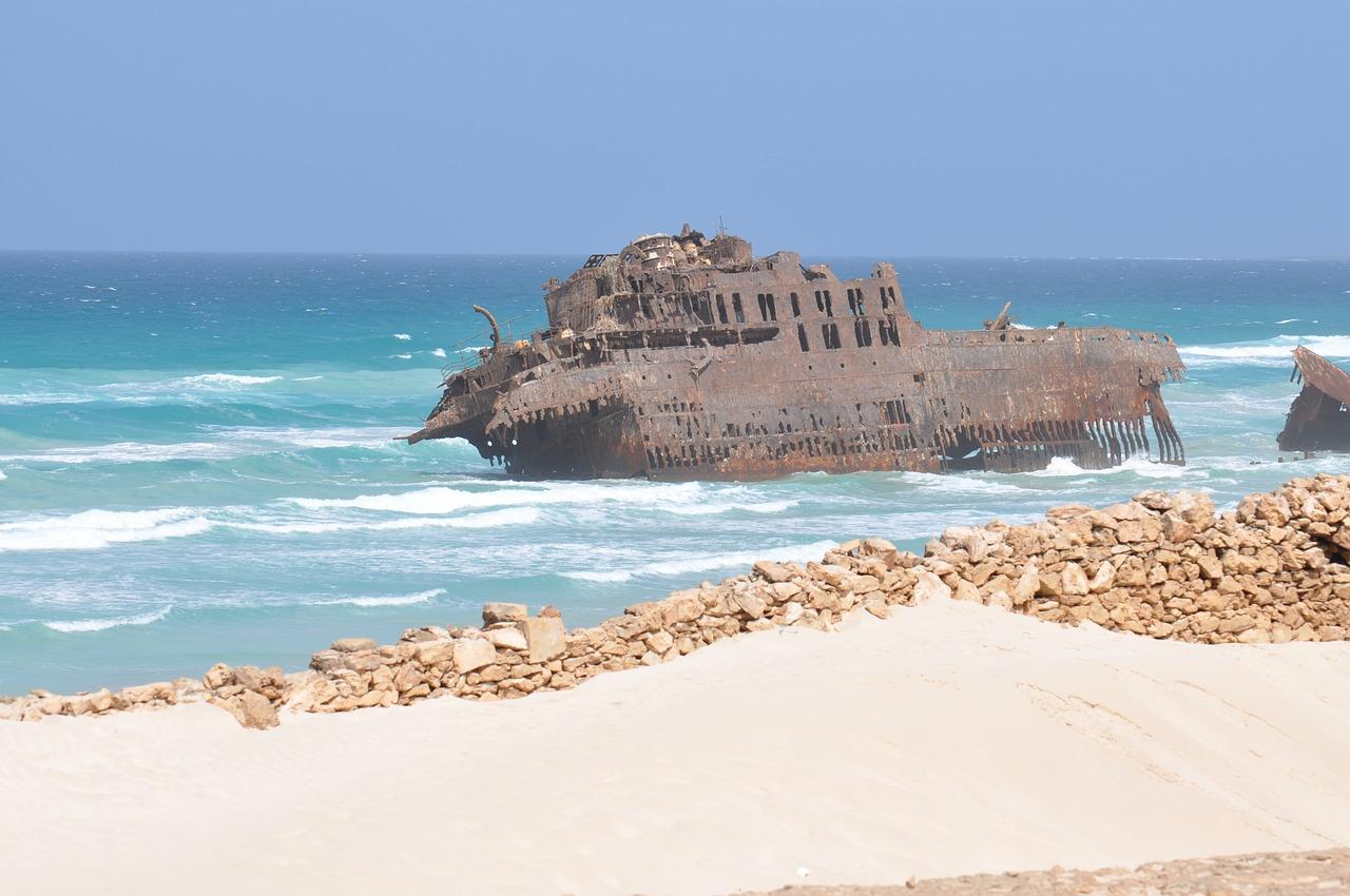 Плажовете на Кабо Верде