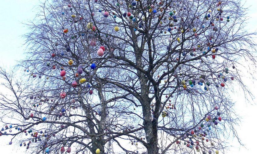 Великденските обичаи