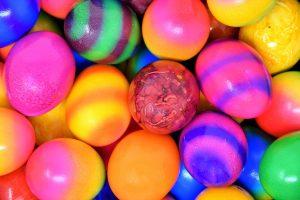 Символиката на Великденските яйца