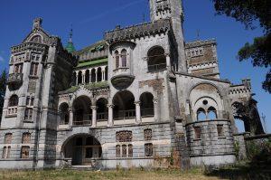 Строителството на замъка