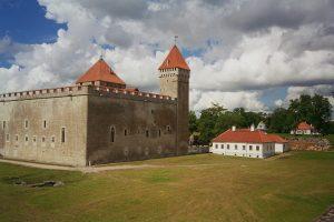 """Замъкът """"Куресааре"""""""
