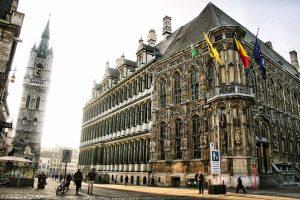 Във времето Гент е бил дом на богати търговци