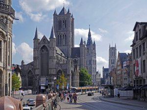 Една от абсолютните звездни атракции в Гент