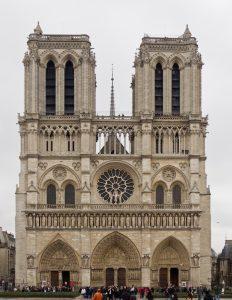 """Катедралата парижката """"Св. Богородица"""""""