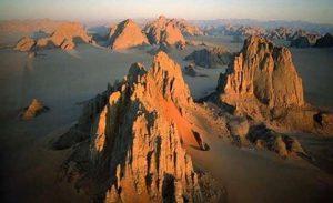 Планините Тибести