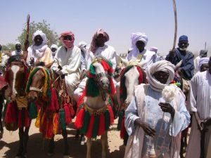 За да влезете на територията на Чад, ви е необходима виза