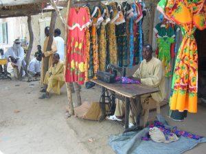 Пазарите на Нджамена
