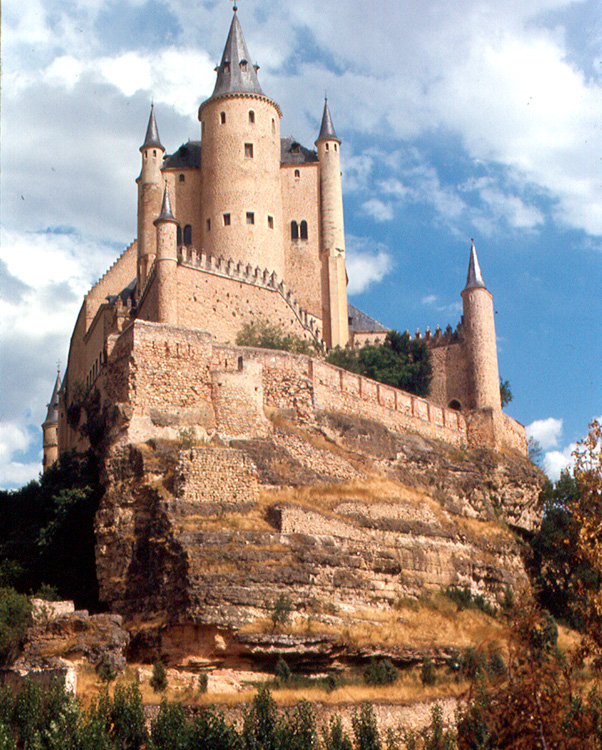 Крепост с форма на кораб