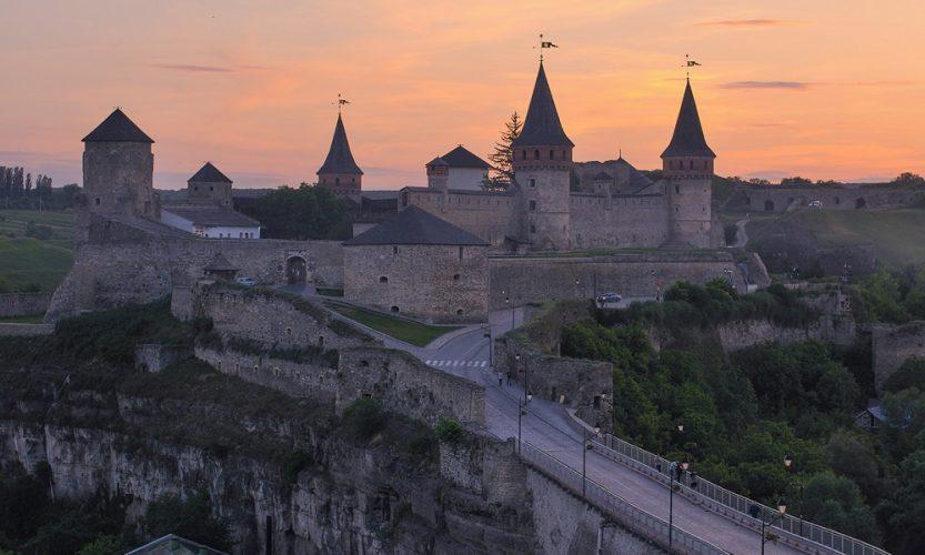 Хотинска крепост
