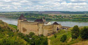 Днес Хотинската крепос