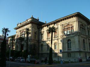 Сградата, в която е подписан Пактът на Локарно