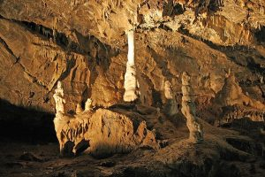Най-посещаваната е пещерата Пунква