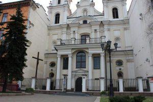 Катедралата на Света Богородица в Минск