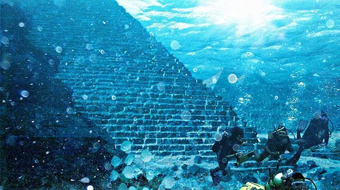На дъното на морето: 5 удивителни потънали града 3