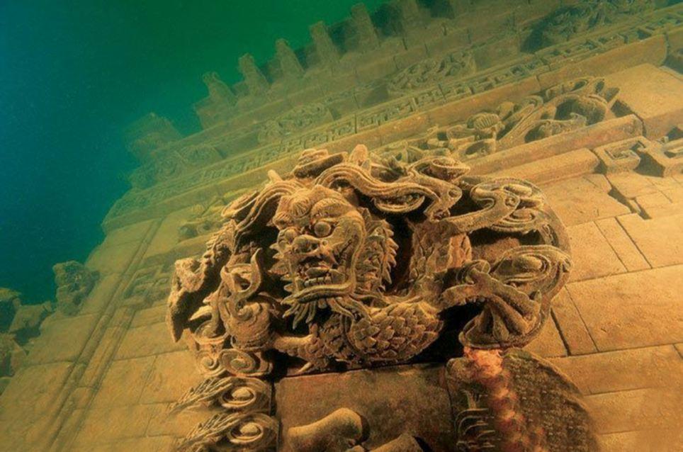 На дъното на морето: 5 удивителни потънали града 5