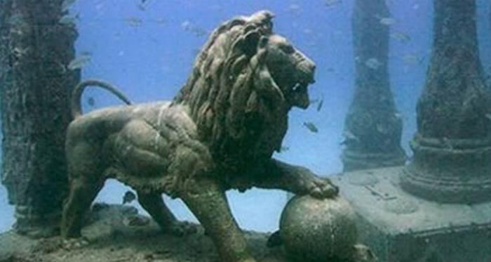 На дъното на морето: 5 удивителни потънали града 6