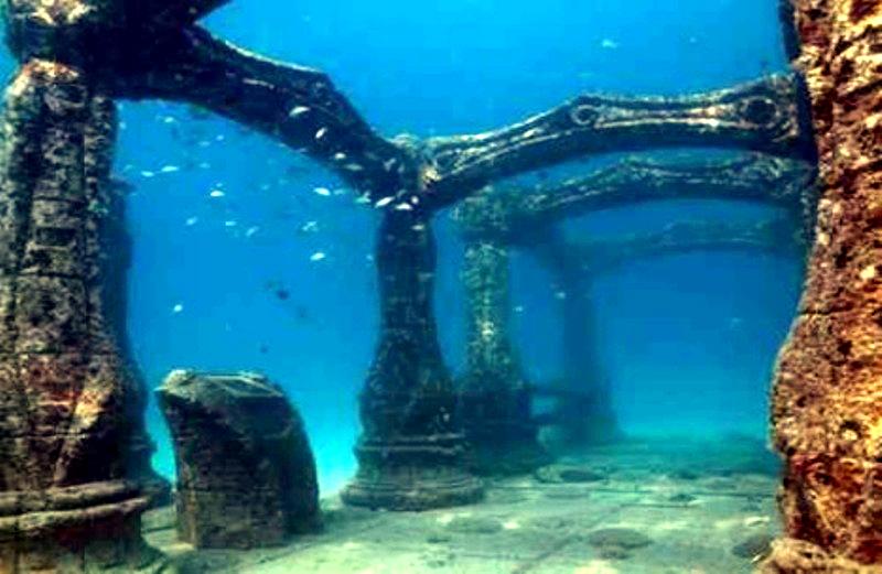 На дъното на морето: 5 удивителни потънали града 1