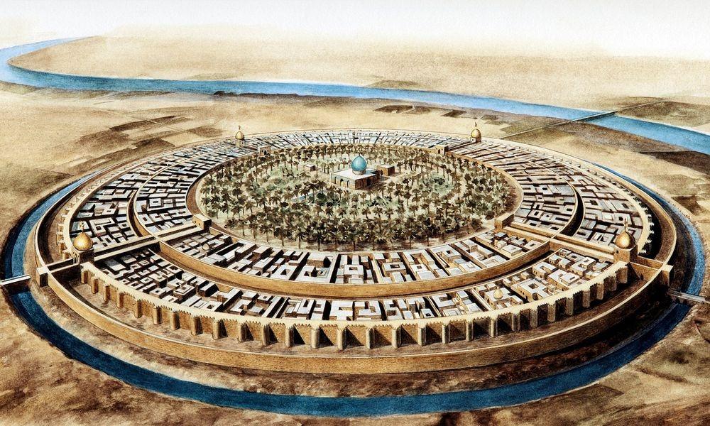 Средновековният Багдад – изгубеното световно архитектурно наследство 3